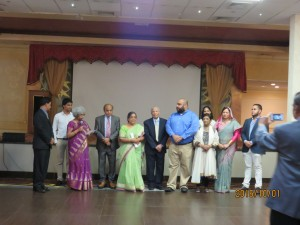 India Home's Board & Staff welcoming our new Board Members
