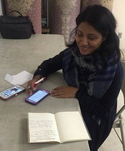 Afroditi Shah Panna is India Home's new Case Manager.